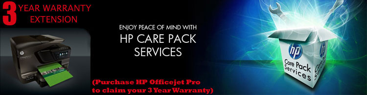 HP 3yr Warranty Extension