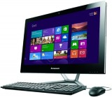Product image of Lenovo VEX7DUK C440 Black/White 21.5 inch AIO Non-Touch i3-3220 4GB 1TB DVDRW Shared Graphics Win8
