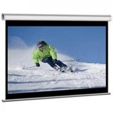 Product image of Maverick Deluxe Electric Projector Screen 230cm x 172.5cm (Viewable)