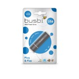 Product image of Busbi / Disgo BUSHSU016R Busbi 16GB Lite USB Flash Drive R2
