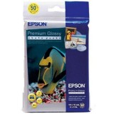 Product image of Epson Premium Glossy Photo Paper 255g/m2 (10 x 15cm) 1 x Pack of 50 Sheets - Shipper Box