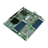 Product image of Intel S5520HC Server Board Xeon Socket 1366 Intel 5520+ICH10R SSI EEB RAID Gigabit Ethernet LAN Integrated Graphics with 64MB DDR2 Memory (Single)
