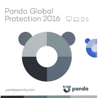 Product image of Panda Global Protection 2016 2 Devices (Windows and Android) 1 Year