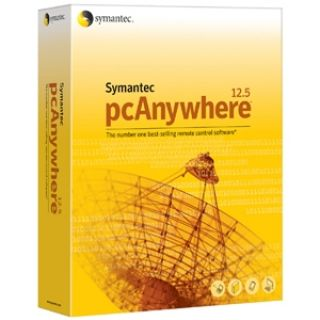 Product image of Symantec pcAnywhere 12.5 Host/Remote Per Server System Builder Essentials (1 Pack, 1 year)