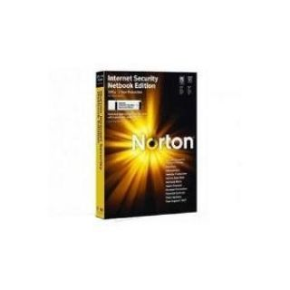 Product image of Symantec Norton Internet Security Netbook Edition (1 User/3 PCs)