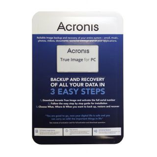 Product image of Acronis TIHVB3UKS ACRONIS True Image 2015 for PC - Blister