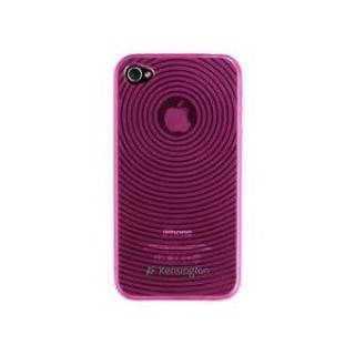 Product image of Kensington Grip Case for iPhone 4/4S (Pink)