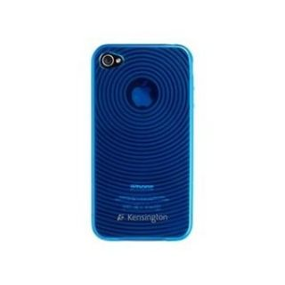 Product image of Kensington Grip Case (Blue) for iPhone 4/4S