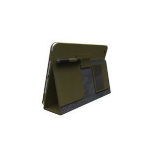 Product image of Kensington Comercio Soft Folio Case & Stand (Olive) for iPad 5