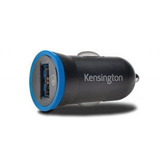 Product image of Kensington PowerBolt 2.4A (24W) Car Charger with Quick Charge 2.0