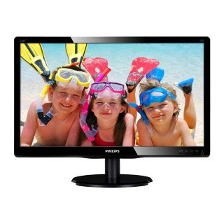 Product image of Philips 226V4LAB/00 (21.5 inch) LCD Monitor 1000:1 250 cd/m2 1920 x 1080 5ms VGA DVI (Black)
