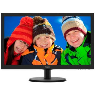 Product image of Philips 223V5LHSB/00 (21.5 inch) LCD Monitor with LED Backlight 1920x1080 (Black)