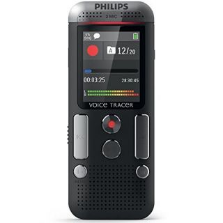 Product image of Philips DVT2500/00 Philips Voice Tracer 2500
