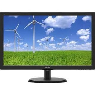 Product image of Philips 223S5LSB/00 (22 inch) LCD Monitor 1000:1 250cd/m2 1920 x 1080 5ms 16:9 (Black)
