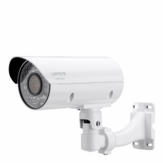 Product image of LINKSYS LCAB03VLNOD-UK Linksys SMB grade Outdoor Bullet 3M PoE Camera