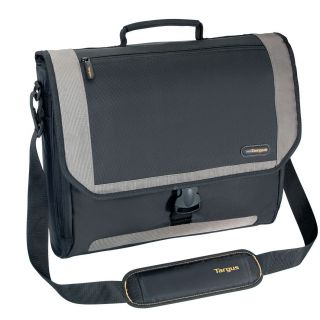 Product image of Targus XL City.Gear Messenger Laptop Case for Laptops with 16 inch  to 17.3 inch Screen