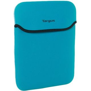 Product image of Bundle: Targus Reversible Netbook Skin (Blue) and Wired Mouse for 10 - 11.6 inch Netbook