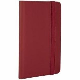 Product image of Targus Kickstand Protective Folio Case (Red) for Samsung 7 inch Galaxy Tablet