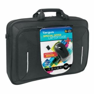 Product image of Bundle: Targus Laptop Case + Wireless Mouse for 18 inch Laptop