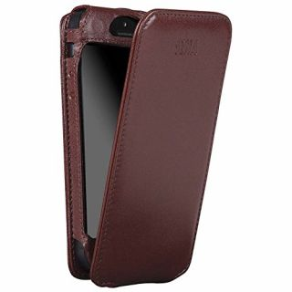 Product image of TARGUS SENA MAGNETFLPPR IPHONE5 BROWN .