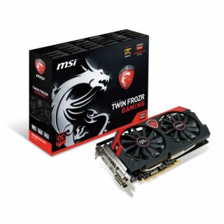 Product image of MSI AMD Radeon R9 270X Gaming 2G Graphics Card 2GB (2 x DVI) HDMI DisplayPort