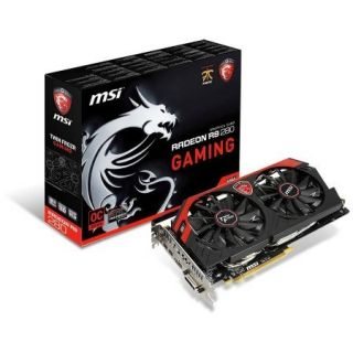 Product image of MSI AMD Radeon R9 280 Gaming 3G Graphics Card 3GB DVI HDMI (2x Mini DisplayPort)