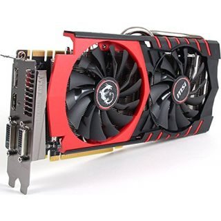 Product image of MSI Nvidia GeForce GTX 980 Gaming 4G (4GB) Graphics Card GDDR5 1317MHz DVI (3 x DisplayPort) HDMI