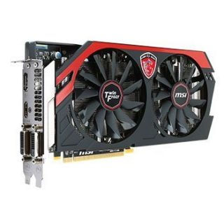 Product image of MSI AMD Radeon R9 270X Gaming 4G LE Graphics Card 4GB (2 x DVI) HDMI DisplayPort