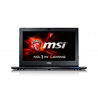 Product image of MSI 9S7-16H712-011 GS60 6QE(GHOST PRO)-011UK - INTEL CORE i7-6700HQ 8GB 1TB + 128GB SSD NVIDIA GTX970M 3GB DEDICATED GRAPHICS BT/CAM NO-ODD 15.6 INCH FHD WIN 10