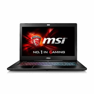 Product image of MSI 9S7-177514-267 Gaming NB - GS72 6QE Intel Core i7-6700HQ+HM170 16GB 1TB 256GB SSD nVidia Geforce GTX 970M 6GB 17.3 INCH FHD Win10 2yr - including Dragon Fever accessories
