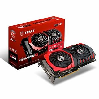 Product image of MSI AMD Radeon RX 470 GAMING X 4G (4GB) Graphics Card PCI-E 2 x DisplayPort 2 x HDMI DVI