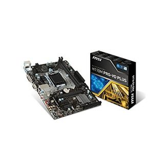Product image of Intel H110M PRO-VD Plus LGA1151 M-ATX