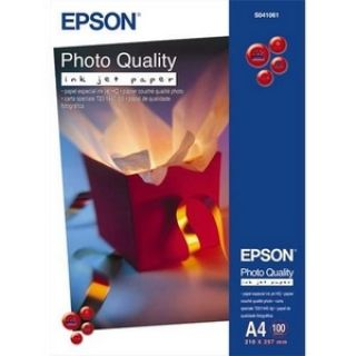 Product image of Epson (A4) Heavy Weight Matte Paper (50 Sheets) 167gsm (White)