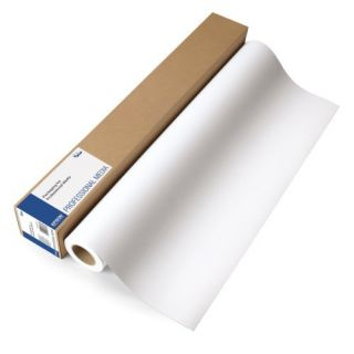 Product image of Epson (43.1cm x 40m) Single Weight Matte Paper (White)
