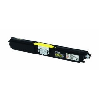 Product image of Epson Yellow Toner Cartridge (Yield 1600 Pages) for AcuLaser C1600/CX16 Laser Printers