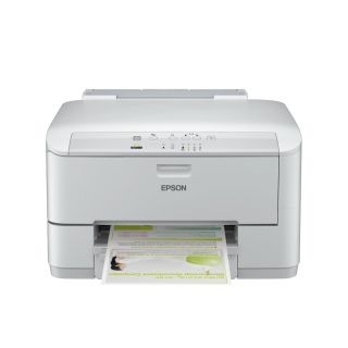 Product image of Epson WorkForce Pro WP-4015 DN (A4) Colour Inkjet Printer (Duplexed+Ethernet) 64MB 26ppm (Mono) 24ppm (Colour) 20,000 (MDC) (Grey)