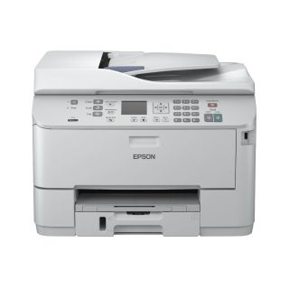 Product image of Epson WorkForce Pro WP-4525 DNF (A4) Colour Inkjet Multifunction Printer (Print/Copy/Scan/Fax) 128MB 2.48 inch Colour LCD 26ppm (Mono) 24ppm (Colour) 20,000 Pages (MDC)