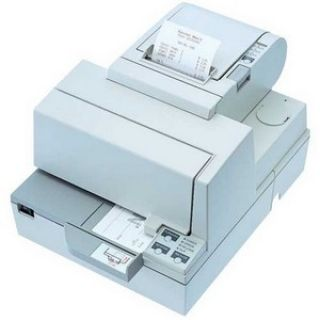 Product image of Epson TM-H5000II (012) Receipt and Graphic Hybrid POS Printer Serial (Epson Cool White) without power supply