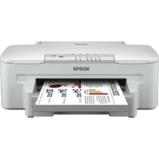 Product image of Epson WorkForce WF-3010DW (A4) Colour Inkjet Wireless Printer 38ppm (Mono) 38ppm (Colour) 12000 (MDC)