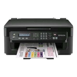 Product image of Epson WorkForce WF-2510WF (A4) Colour Inkjet All-in-One Printer (Print/Copy/Scan/Fax) 34ppm (Mono) 18ppm (Colour) 3000 (MDC) 38 Sec (Photo)
