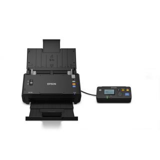 Product image of Epson WorkForce DS-510N (A4) Colour Document Scanner (Networked) 26ppm (Mono) 26ppm (Colour) 52ipm (Mono) 52ipm (Colour)