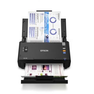 Product image of Epson WorkForce DS-510 (A4) Colour Document Scanner 26ppm (Mono) 26ppm (Colour) 52ipm (Mono) 52ipm (Colour)