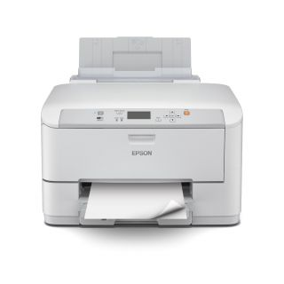 Product image of Epson WorkForce Pro WF-5190DW (A4) Colour Inkjet Wireless Printer 5.6cm Mono LCD 34ppm (Mono) 30ppm (Colour) 35,000 (MDC)