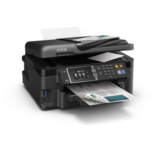 Product image of Epson WorkForce WF-3620DWF (A4) Colour Inkjet Wireless Multifunction Printer (Print/Copy/Scan/Fax) 6.8cm Colour LCD 19ppm (Mono) ISO/IEC 24734 10ppm (Colour) ISO/IEC 24734 20,000 (MDC)