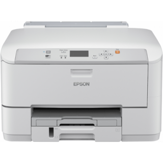 Product image of Epson WorkForce Pro WF-M5190DW (A4) Mono Inkjet Wireless Printer 5.6cm Mono LCD 34ppm 35,000 (MDC)