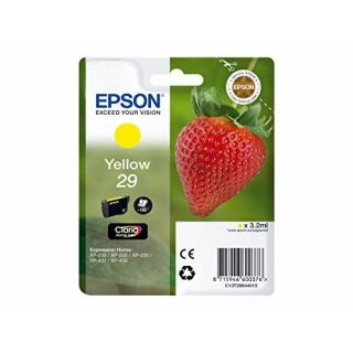 Product image of Epson Ink Cart/Claria Home SP 29 Yellow