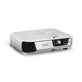 Product image of Epson EB-W32, Projectors, Mobile/Nogaming, WXGA, 1280 x 800, 16:10, HD ready, 3,200 lumen-2,240 lumen (economy) In accordance with IDMS15.4, 3,200 lumen - 2,240 lumen (economy) In accordance with ISO 21118:2012, 15,000 : 1, Wireless LAN IEEE 802.11b/g/n, HDMI in, S-Video in, USB 2.0 Type B, Cinch audio in, VGA in, Composite in, USB 2.0 Type A, MHL, 2.4 kg, 2 W, Carrying bag, Computer cable, Main unit, Power cable, Remote control incl. batteries, USB cable, User's Manual Set, Warranty Documents,
