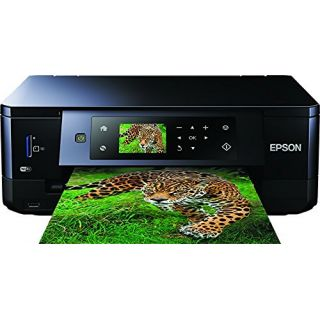 Product image of EPSON C11CF50401 Epson XP-640 A4 Colour Wireless Inkjet 3 in 1