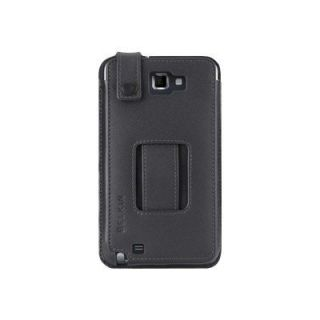 Product image of Belkin Leather Verve Cinema Case for Samsung Galaxy Note (Black)