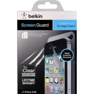 Product image of Belkin Damage Control Full Body Screen Protector for iPhone 4/4S
